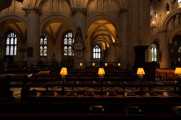 Day 6: Cathedral of Christ Church, Oxford - クライスト・チャーチの大聖堂(オックスフォード大学)