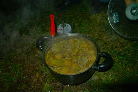 特製カレー鍋