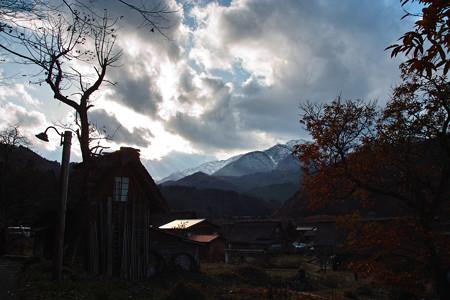 白川郷の風景3