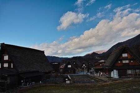 白川郷の風景6