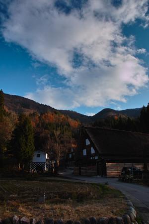 初冬の白川郷3