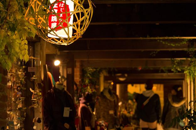 奈良・小西さくら通り商店街