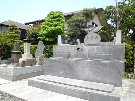 圓福寺(布田駅)-04無量寿&開基北條開寿丸供養塔etc.