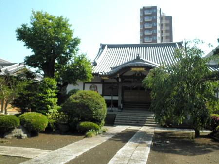 蓮慶寺(布田)-03本堂a