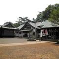 伊豆美神社(狛江)-06神楽殿・参集殿・拝殿