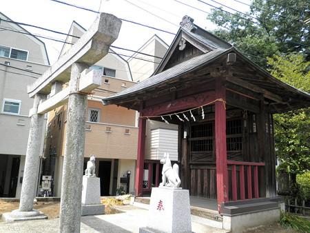 高千穂稲荷神社(狛江_田中橋交差点)-02