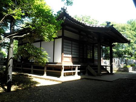 泉龍禅寺(狛江)-08開山堂