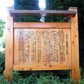 泉龍禅寺別院(狛江)-01耳切り地蔵INFO