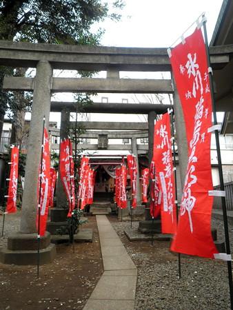 上目黒氷川神社-06氷川稲荷神社b