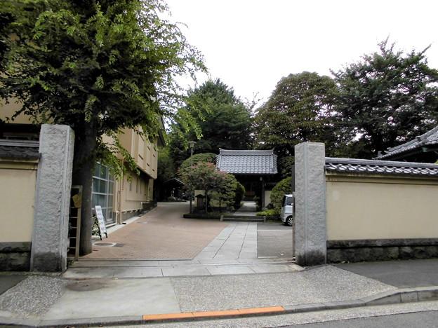 観蔵院-01山門a