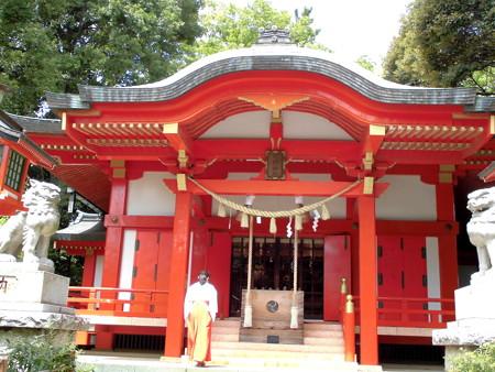 熊野神社-03拝殿b