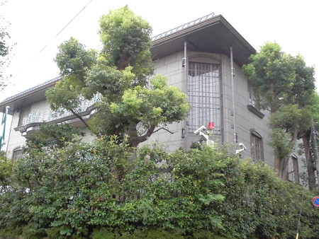 田園調布駅界隈(小雨・雷雨)-08