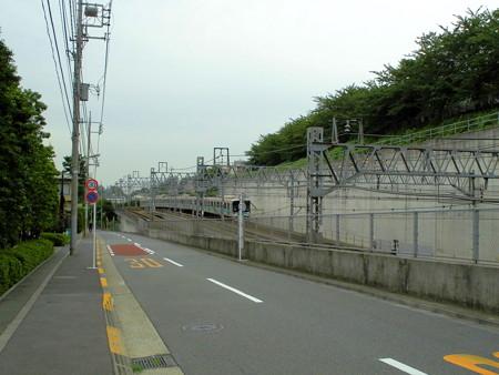 道すがら-02多摩川駅~田園調布駅