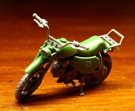 ジオン軍バイク