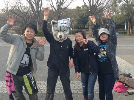 代々木公園イベント広場集合写真5