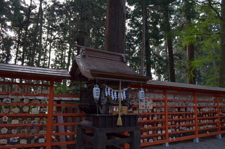 櫛引八幡宮・絵馬社