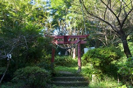 二葉山稲荷神社1