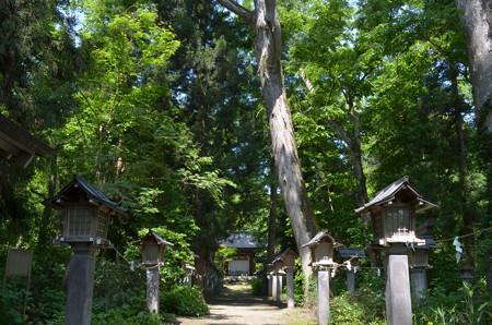 伊佐須美神社・東門