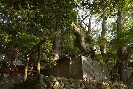 大水神社・川相神社・熊淵神社3