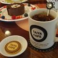 Photos: タイヤコーヒー@TAIYA CAFE
