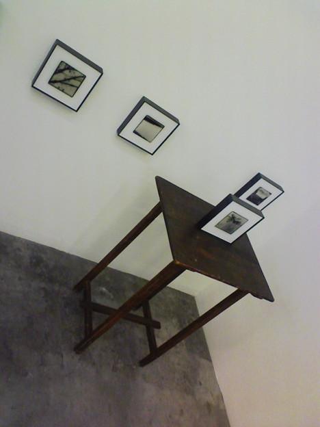 """写真: 日下部一司さん""""ImageCircle""""@ヤマグチ・クンストバウgallery #artwitkansai #art..."""