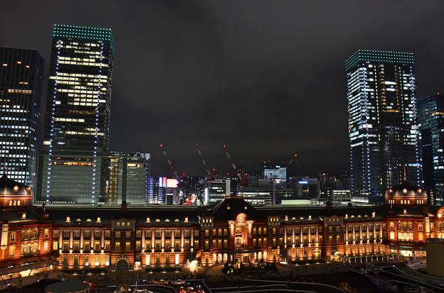 復元東京駅
