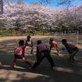 Photos: 準備体操