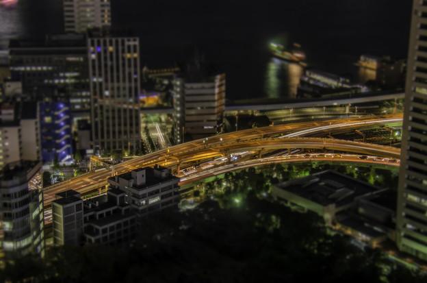 首都高速浜崎橋JCT