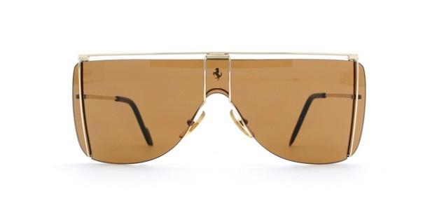 Vintage Ferrari 20 524 Sunglasses