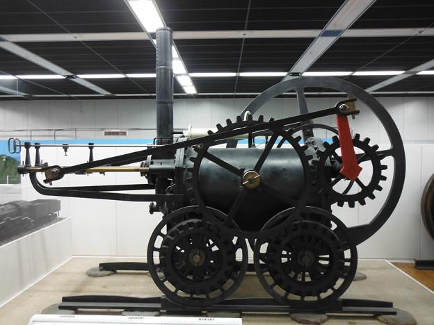 トレビシックの機関車 - 写真共...