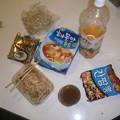 写真: korean foods