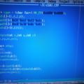 写真: CGA graphics card code