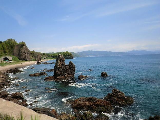 豊浦町・礼文華の海岸.6 - 写真共有サイト「フォト蔵」