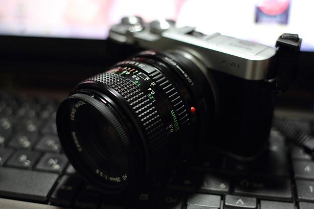 Canon FD28mm F2.8