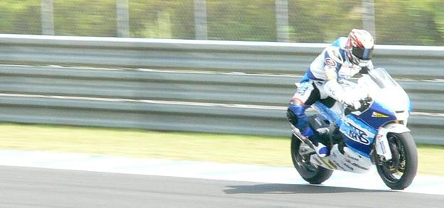 写真: 710_30_takaaki_nakagami_ ltaltrans_racing_team_suter_2011