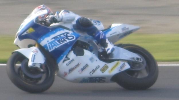写真: 731_30_takaaki_nakagami_ ltaltrans_racing_team_suter_2011