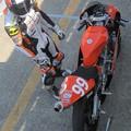 写真: 185_03 99 中本 貴也 18 GARAGE RACING TEAM NSF250R
