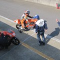 写真: 207 16 亀井 雄大 18 GARAGE RACING TEAM NSF250R 2012