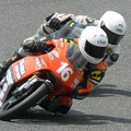 写真: 208 16 亀井 雄大 18 GARAGE RACING TEAM NSF250R 2012