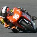写真: 210 16 亀井 雄大 18 GARAGE RACING TEAM NSF250R 2012