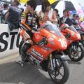 211  16 亀井 雄大 18 GARAGE RACING TEAM NSF250R 2012