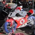 写真: 271 21 渥美 心 レーシングチームハニービー NSF250R