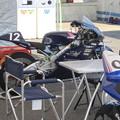 写真: 453 12 薮田 壱速 team hirock & HARC-PRO NSF250R
