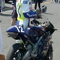 写真: 455 12 薮田 壱速 team hirock & HARC-PRO NSF250R