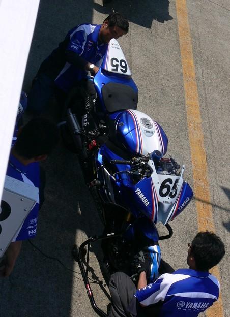 Photos: 31 2012 65 チャランポン ポラマイ YamahaThailandRacingTeam YZF-R6