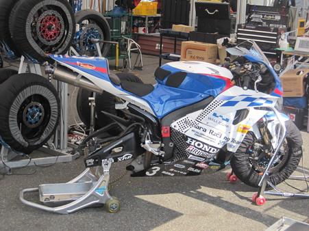 88 2012 #3 渡辺 一馬 KoharaRacing CBR600RR