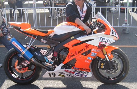 102_01 2012 19  伊藤 勇樹 DOG FIGHT RACING YAMAHA YZF-R6