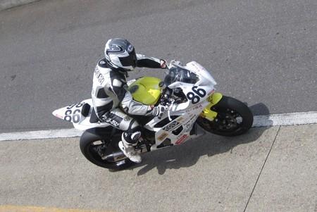 360 2012 86 新垣 敏之 Team ARA 虎の穴 YZF-R6