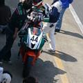 写真: 555 2012 44 松川 泰宏 MOTO BUM HONDA CBR600RR