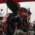 写真: 04_2005_atushi_watanabe_yoshimura_suzuki_jomo_with_srixon_racing_team